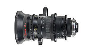 35MM Telephotos & Zooms — Angénieux 15-40mm T2.6 Optimo Hand-Held Zoom Lens