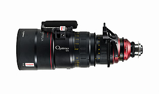 35MM Telephotos & Zooms — Angénieux 28-340mm T3.2 Optimo Zoom Lens