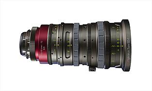 35MM Telephotos & Zooms — Angénieux EZ-1 30-90mm Cinema Zoom Lens (Super35/Full Frame)