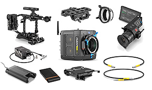 Digital Cameras — ARRI ALEXA Mini LF Camera System