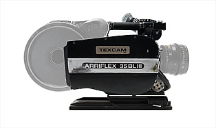 35MM Cameras — ARRI ARRIFLEX 35 BL-3 Camera Body