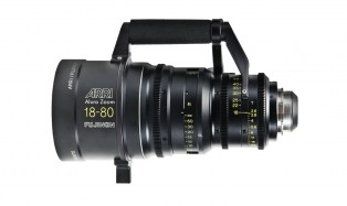 35MM Telephotos & Zooms — ARRI / FUJINON Alura 18-80mm T2.6 Zoom Lens