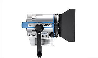 LED — ARRI L7-C LE2 LED Fresnel