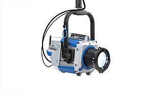 LED — ARRI Orbiter LED Open Face Light with Lens (Blue/Silver)