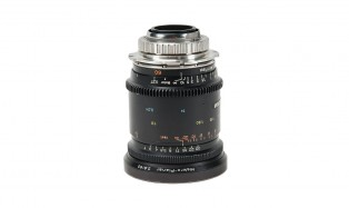 35MM Primes — ARRI / ZEISS 60mm T2.8 Macro Prime Lens