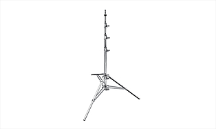Stands — Avenger (Beefy) Baby Alu Stand 40 w/Leveling Leg