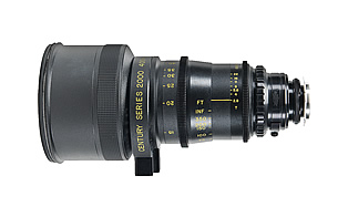 35MM Telephotos & Zooms — Canon 400mm T2.8 Century Series 2000 Telephoto Lens