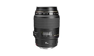 Canon EF — Canon EF 100mm f/2.8 Macro USM Lens