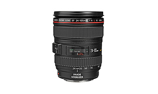 Canon EF — Canon EF 24-105mm f/4L IS USM Lens