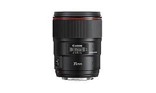 Canon EF — Canon EF 35mm f/1.4L USM Lens