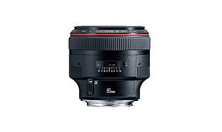 Canon EF — Canon EF 85mm f/1.2L II USM Lens