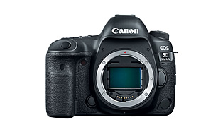 Digital Cameras — Canon EOS 5D Mark IV DSLR Camera Body (EF Mount)