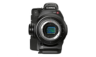 Digital Cameras — Canon EOS C300 Camera Body (EF Mount)