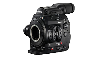 Digital Cameras — Canon EOS C300 Mark II Camera Body (EF/PL Mount)