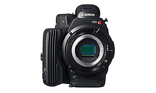 Digital Cameras — Canon EOS C500 4K Camera Body (EF Mount)