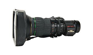 HD Zooms — FUJINON C Series 4.5-59mm T2 HD Zoom Lens (ENG)