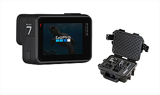 Digital Cameras — GoPro HERO7 Black Kit