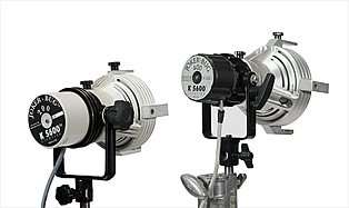 HMI — K 5600 Lighting Joker-Bug 200/400 HMI Par 2-Light Kit