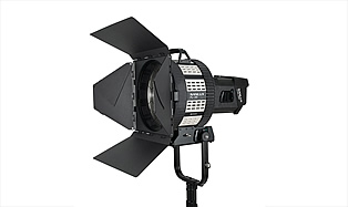 LED — Nanlux Evoke 1200 LED Light w/FL-35 Fresnel