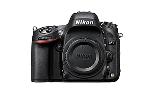 Digital Cameras — Nikon D610 DSLR Camera (HD Cinema)