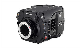 Digital Cameras — Panasonic Varicam LT 4K S35 Cinema Camera Body