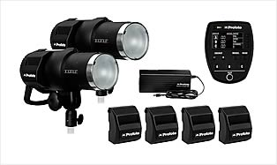 Flash Systems — Profoto B1 500 AirTTL Location Kit