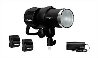 Flash Systems — Profoto B1 500 Kit