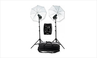 Flash Systems — Profoto D1 500/500 Air Studio Kit