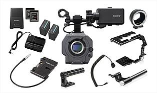 Digital Cameras — Sony PXW-FX9 XDCAM 6K Full-Frame Camera System (Kit)