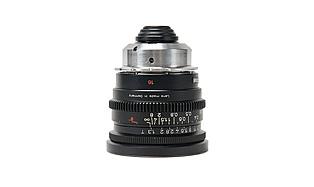 16MM Lenses — ZEISS 16mm T1.3 Mk.II Super Speed Prime Lens