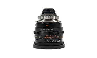 16MM Lenses — ZEISS 25mm T1.3 Mk.II Super Speed Prime Lens