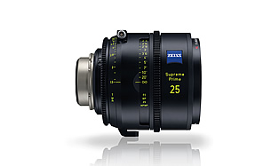 35MM Primes — ZEISS 25mm T1.5 Supreme Prime Lens