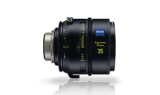 35MM Primes — ZEISS 35mm T1.5 Supreme Prime Lens
