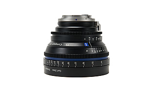 35MM Primes — ZEISS CP.2 15mm T2.9 Compact Prime Lens