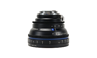 35MM Primes — ZEISS CP.2 50mm T2.1 Compact Prime Lens