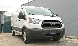 Grip Trucks — ½-Ton Grip Cargo Van Package