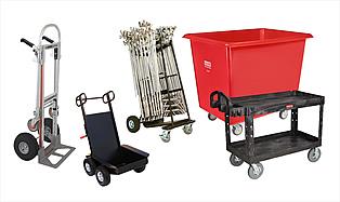 Equipment — Carts & Hand Trucks
