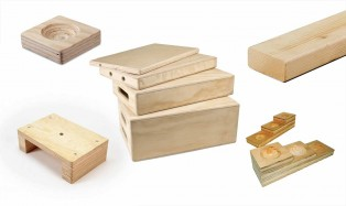 Equipment — Apple Boxes & Other Woods
