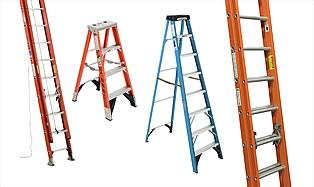 Equipment — Ladders