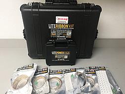 We've got the LiteGear LiteRibbon Pro LED Kit – V1 HYBRID (3200K-6000K)