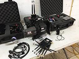 Ready to tranceive: Teradek Bolt Pro 2000 Wireless Video Transceiver Set.