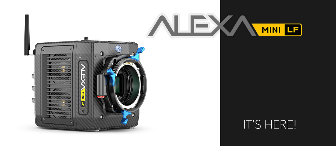 ARRI ALEXA Mini LF Camera System