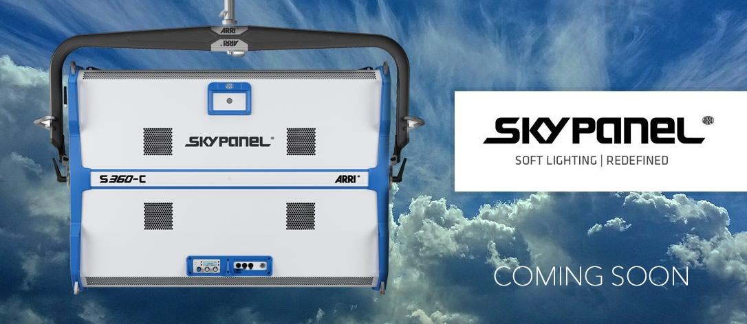 ARRI SkyPanel LEDs