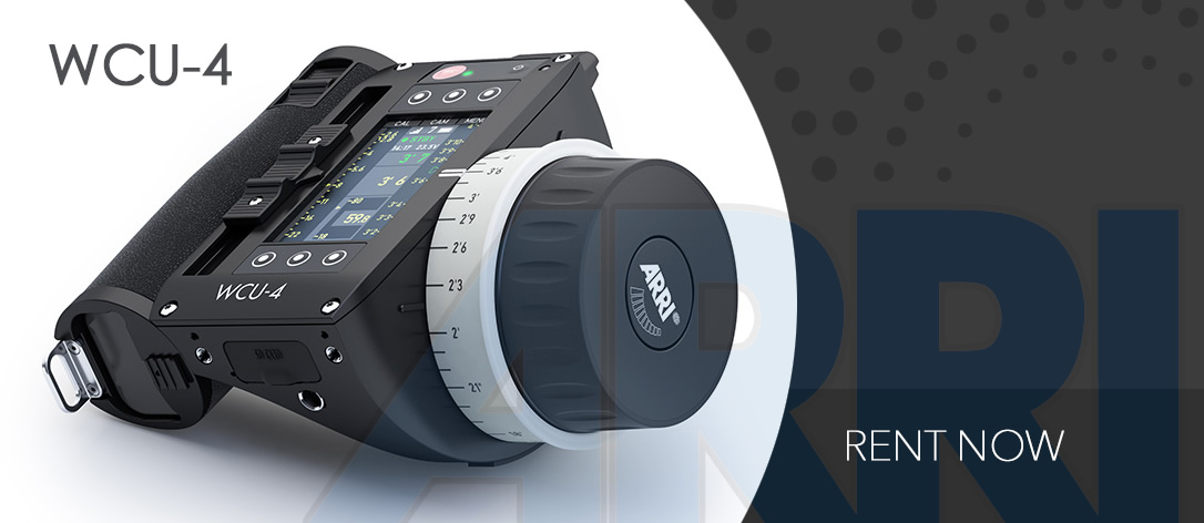 ARRI Wireless Systems for Focus & Zoom Control